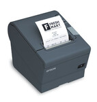 EPSON [c31ca85a6361] - EPSON - TM-T88V - THERMAL RECEIPT PRINTER - EPSON DARK GRAY - USB - COMPACT FLASH WIRELESS 802.11A-B-G-N (R04) INTERFACES - NO POWER SUPPLY - REQUIRES A CABLE [c31ca85a6361]