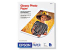 EPSON - OPEN PRINTERS AND INK [s041143] - EPSON - OPEN PRINTERS AND INK 20 SHEET 13X19 A3 BRIGHT WHITE [s041143]