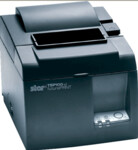 STAR MICRONICS [39461110] - STAR MICRONICS TSP143U GRY THERMAL PRINTER 2 COLOR CUTTER USB GRAY POWER SUPPLY INCLUDED [39461110]