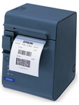 EPSON [c31c412a8811] - EPSON - TM - L90 - THERMAL LABEL PRINTER - USB - EPSON DARK GRAY - WITH PEELER - INCLUDES POWER SUPPLY [c31c412a8811]