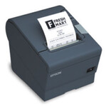 EPSON [C31CA85090] - >> T88V - THML RECEIPT - PUSB - DARK GRAY - NO PS (ITEM ALSO KNOWN AS : EPS-C31CA85090) [C31CA85090]