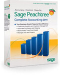 Peachtree 2011 Complete Accounting - Full Version Retail Box - 1 User