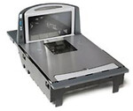 DATALOGIC SCANNING [83100201-001] - DATALOGIC ADC - MAGELLAN 8300 - SCANNER - SHORT PLATTER - SAPPHIRE GLASS - SHELF MOUNT (NO DISPLAY - CABLE OR POWER SUPPLY) [83100201-001]