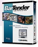 Bartender Pro Barcode POS Software