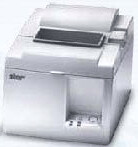 STAR MICRONICS [39461210] - STAR MICRONICS - TSP143U - THERMAL - PRINTER - CUTTER - INCLUDES USB CABLE - PUTTY - POWER SUPPLY INCLUDED - NON-CANCELLABLE - [39461210]