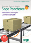 Peachtree 2011 Premium Accounting Distribution Edition - Full Version Retail Box - 5 Users
