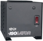 TRIPP-LITE [is250] - TRIPP-LITE - ISOLATION TRANSFORMER 250 WATT WITH FARADAY SHIELD AND 2 OUTLETS [is250]